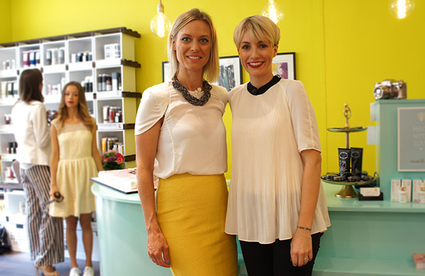 Jacks Beauty Department Opening in der Hohenzollernstrasse