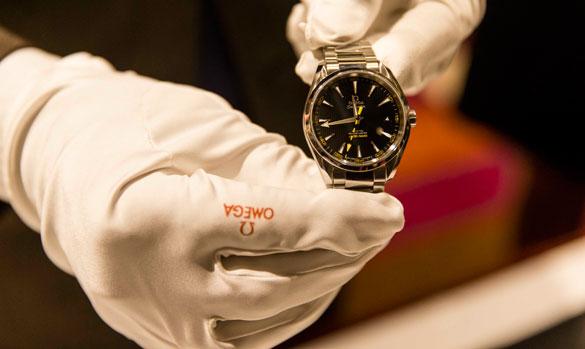 Die neue Liga der Omega-Uhren: Antimagnetische Uhrwerke
