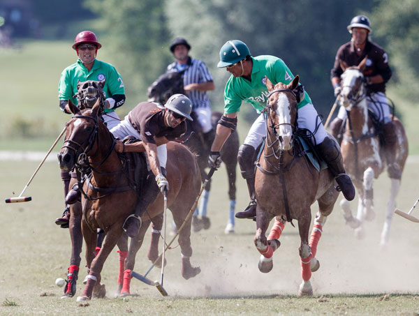 Weltklasse-Polo auf Gut Ising: Chiemsee Cup Finale