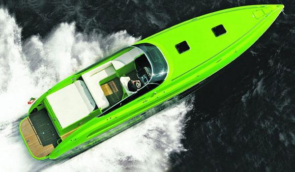 Im Rausch der Geschwindigkeit: Ein Münchner baut die besten Speed-Boote