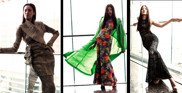 Susanne Wiebe Munich Fashion Opening Show