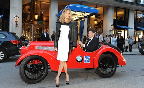 Sony Entertainment Television lud zum Screening der Serie 'Grand Hotel' in den Bayerischen Hof