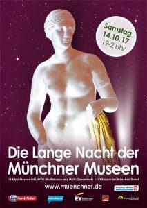 Die Lange Nacht der Münchner Museen 2017 @ Museen und Schlösser