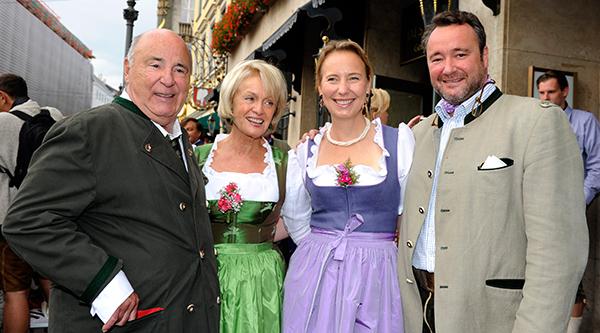Wiesn 2013: Neues im Hippodrom, Weinzelt und Käfer-Schänke