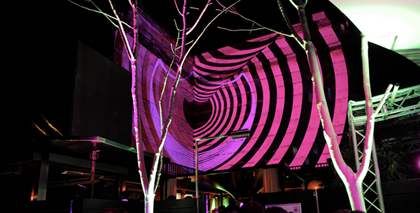 Dom Pérignon 'Luminous Night' im P1 in München