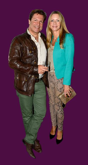 Interview Francis Fulton-Smith und Frau Verena Klein: Eifersucht war bei uns zum Glück nie ein Thema!