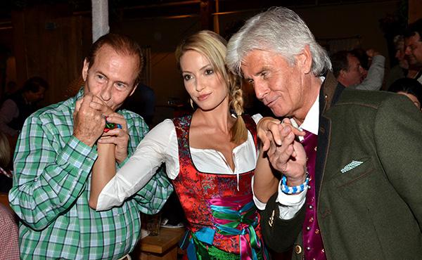 Oktoberfest Dienstags-Highlight: Promi-Wiesn-Treff bei Mainstream Media