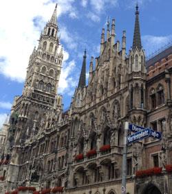 Leben und arbeiten in München