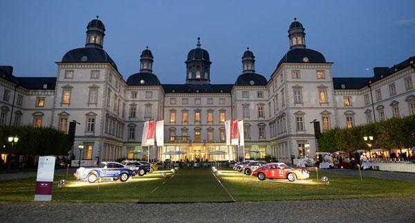 Schloss Bensberg Classics: Stars im Oldtimer-Fieber