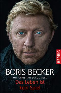 Boris Becker: Buch Tabula rasa in München