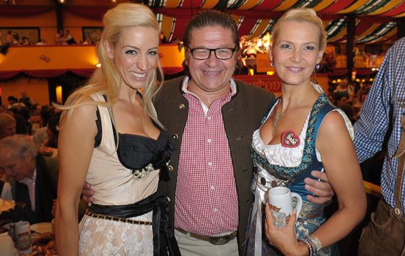 Oktoberfest-Gaudi de Luxe mit dem Doc: VIPs trafen sich bei der Dr. Bill-Wiesn!