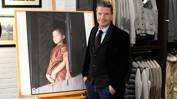 Hardy Krüger Jr.: Erste Ausstellung als Fotograf
