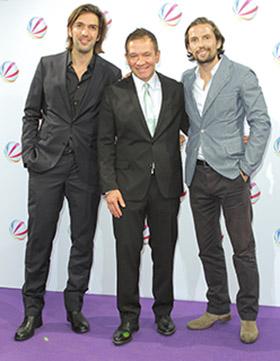 Neuester Coup der Münchner Oscar-Produzenten Quirin Berg und Max Wiedemann!