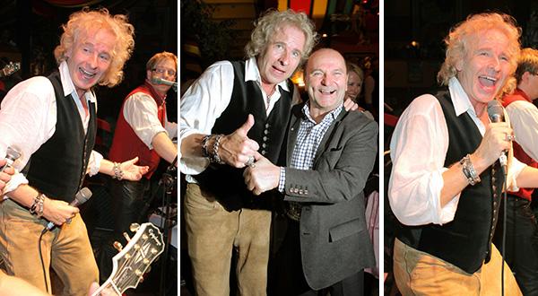 Wiesn-Endspurt: Thomas Gottschalk rockte das Oktoberfest!