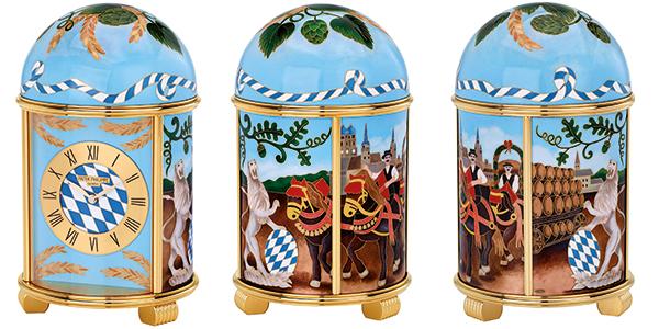 KunstWerkUhr: Patek Philippe zeigt seine Uhren-Kunstwerke in München