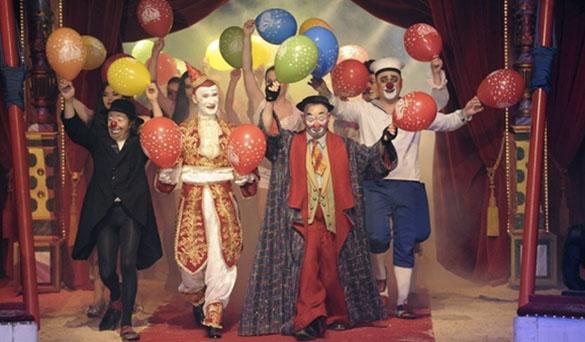 VIP-Auflauf im Zirkus-Zelt: Circus Roncalli begeisterte die Prominenz!
