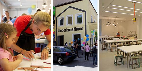 Kinderkunsthaus: Experten-Workshops und Ausstellung