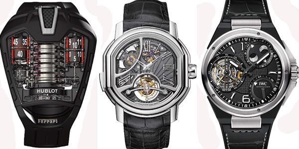 Munichtime: Bvlgari, Hublot, IWC zeigen die teuersten Uhren