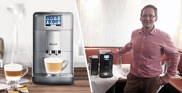 Wie macht man den weltbesten Kaffee? Tipps von Barista-Meister Thomas Schweiger