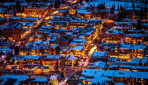 Exklusive Ski-Resorts: Aspen wird immer 'grüner'