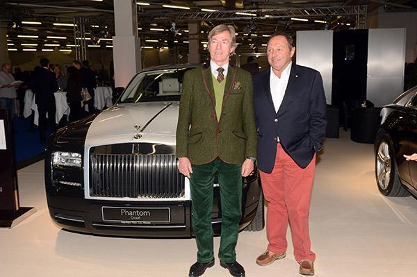 Erste EuroMotor Automesse in München: VIPs sammeln für guten Zeck