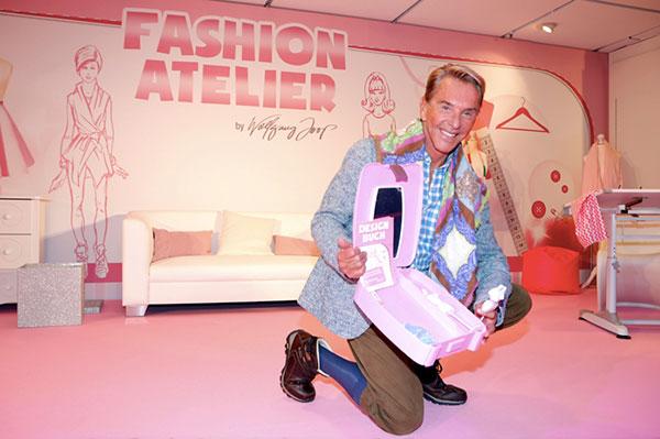 Wolfgang Joop neuestes Wunderkind: Fashion Atelier Koffer in der Galeria Kaufhof
