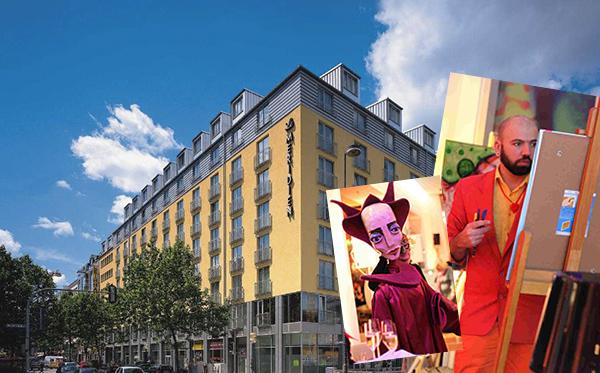Le Meridien München hat jetzt einen HUB