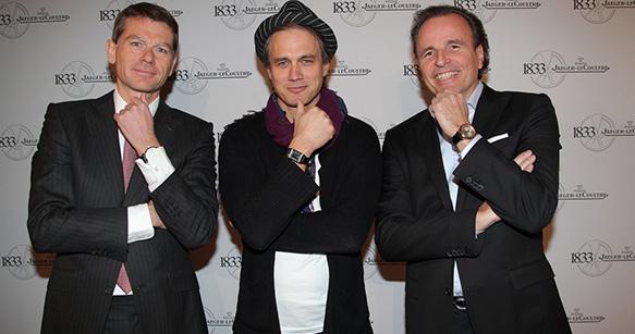 Uhrige Party im Nobelhotel: Jaeger LeCoultre feierte im Charles Hotel Jubiläum