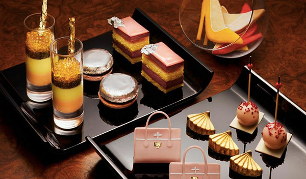 Exklusiver Jimmy Choo Afternoon Tea im Mandarin Oriental