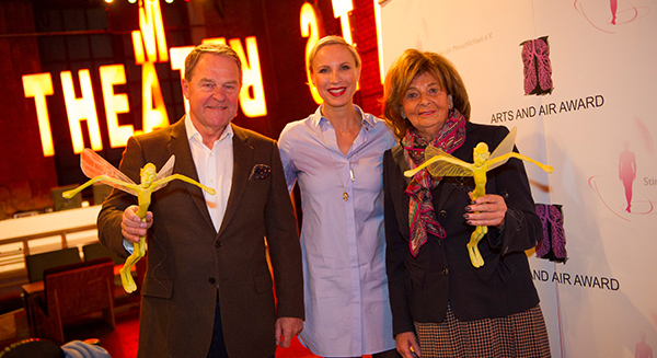 Opern-Star Nadja Michael: Interview zum 2. 'Arts and Air Award'