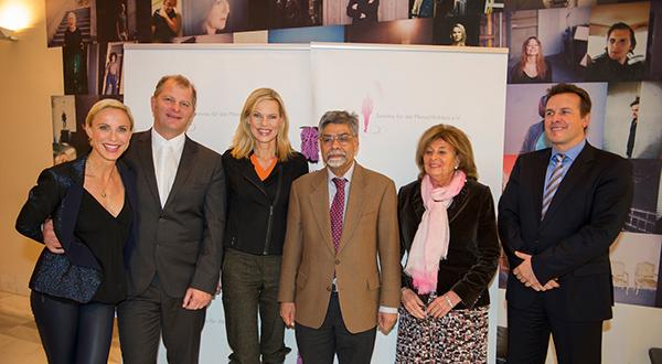 Verleihung des 2. ARTS AND AIR AWARDS im Residenztheater in München