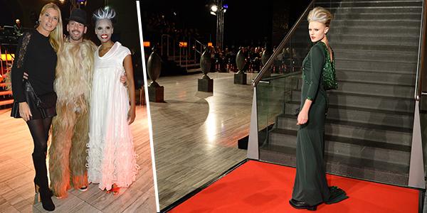 Couture-Show von Kay Rainer im Hotel Sofitel Munich Bayerpost