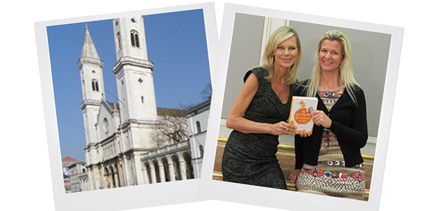 'Exklusiv München' trifft Nina Ruge