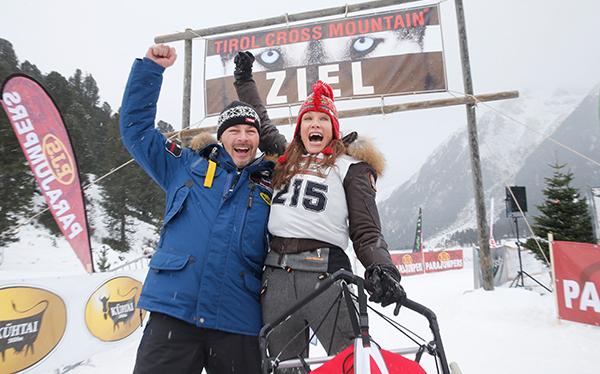 5. Benefiz-Hundeschlittenrennen 'Tirol Cross Mountain'