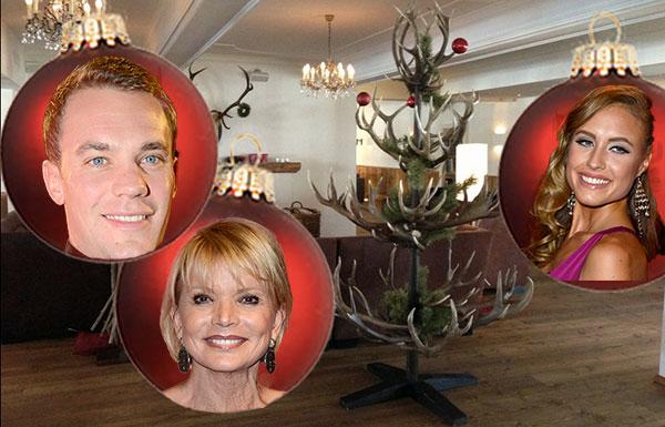 O du fröhliche (Promi-)Weihnachten: So verbringen die Münchner VIPs die Festtage!