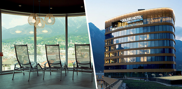 Reise tipp innsbruck f nf gr nde f r ein wochenende in for Hotel design tirol
