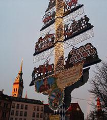 Weihnachten @ München