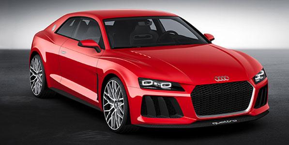Consumer Electronics Show (CES) in Las Vegas: Neuer Showcar von Audi