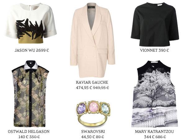 Modetrends 2014: Must-Haves für den Frühling