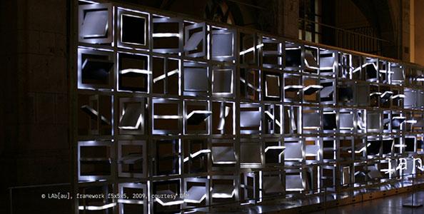 Unpainted: Die erste Messe über Medienkunst im Postpalast