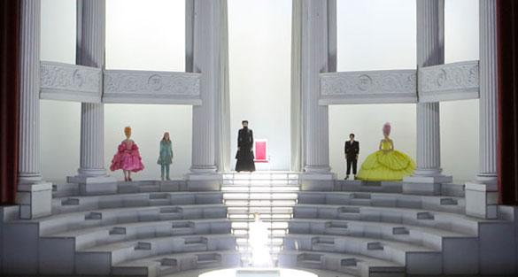 Münchner Oper im Livestream: La Clemenza di Tito live im Internet