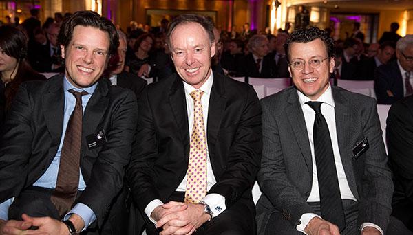 Wirtschaftsprominenz traf sich in München zur best brands-Gala 2014
