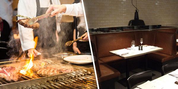 Neue Restaurants in München: Grill & Grace im Westend
