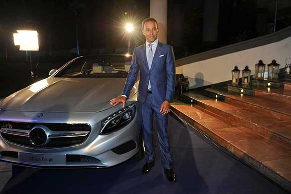 Mercedes im Laureus World Sports Awards-Fieber