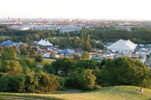 Tollwood 2021 Sommerfestival @ Olympiapark Süd | München | Bayern | Deutschland