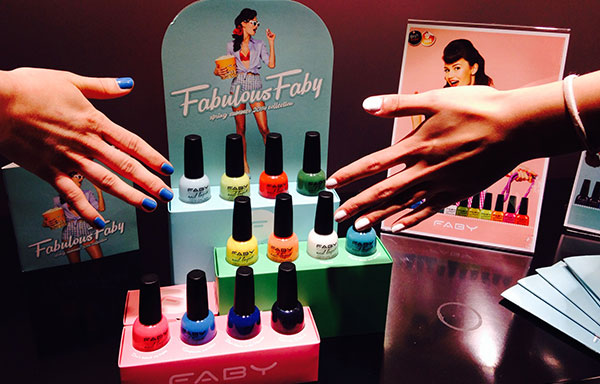 Nagellack-Trend 2014: 'Fabulous Faby'