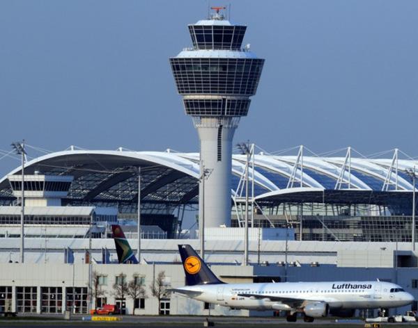 Flughafen München - Munich Airport
