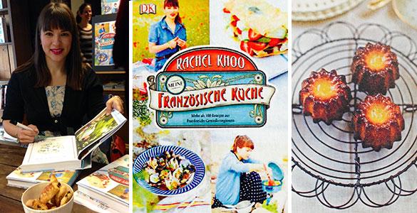 Gourmetreise durch Frankreich: Neue französische Rezepte von Rachel Khoo