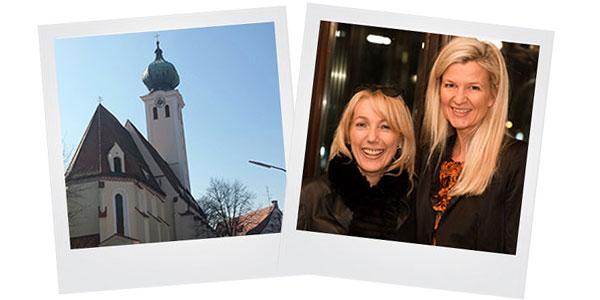 'Exklusiv München' trifft Waltraut von Mengden