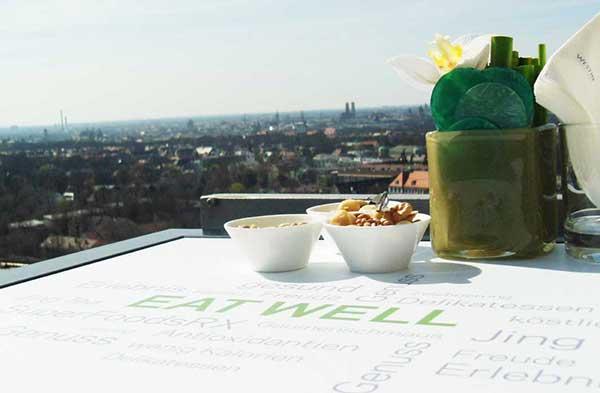 Healthy Hotel: Der neue Weg des Westin Grand München